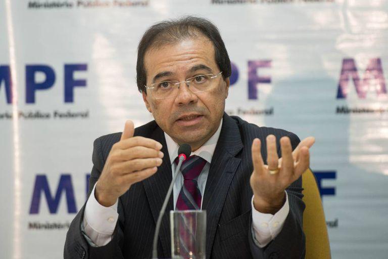 O procurador Nicolao Dino, em março de 2015.