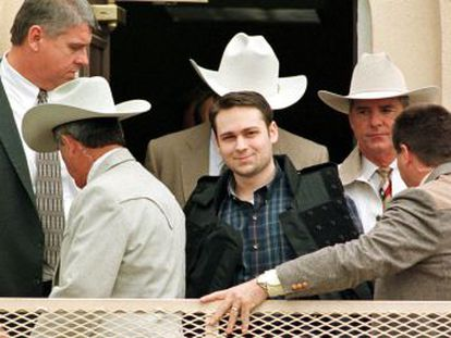 John William King morreu por injeção letal por assassinar James Byrd em 1998, após acorrentá-lo e arrastá-lo com uma caminhonete