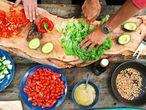 Elegir los alimentos más nutritivos y cocinarlos adecuadamente es básico para una dieta saludable.