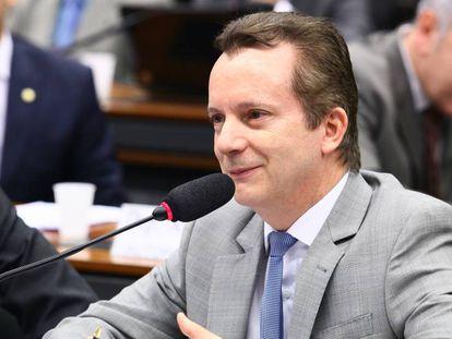 O deputado federal Celso Russomanno, que lidera a disputa.