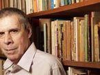 O escritor brasileiro Sérgio Sant'Anna.