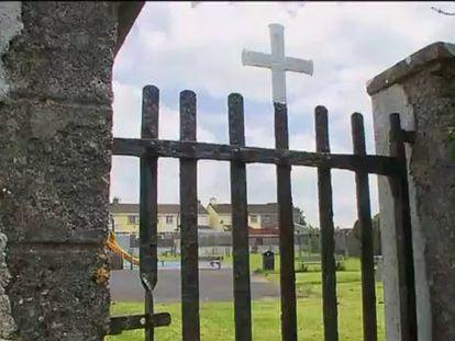 O convento de Bon Secours guardava os registros de morte de 796 crianças.