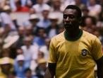 Pelé, en un instante del documental 'Pelé'.