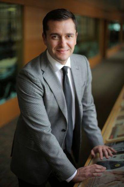 David Alandete, novo diretor adjunto do EL PAÍS.