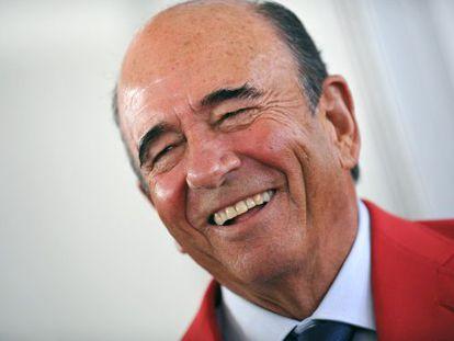 Emilio Botín, em uma imagem de arquivo de 2009.