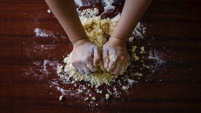 Receitas de pão caseiro também têm invadido as redes sociais nas últimas semanas.