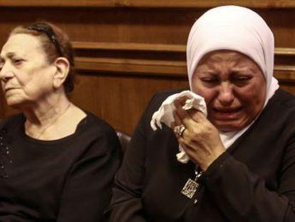 Presidente do Egito não descarta nenhuma hipótese como motivo da queda
