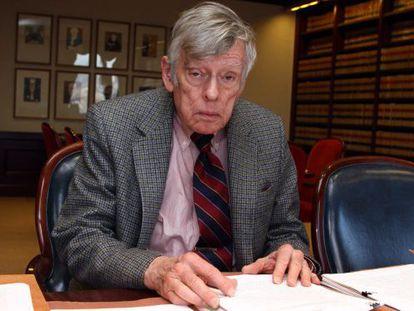 O juiz Thomas Griesa, em uma imagem de 2010.