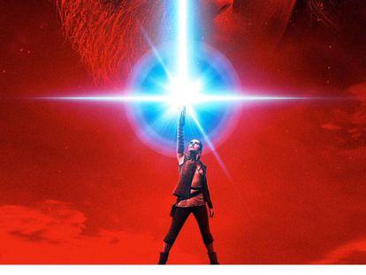Trailer de 'Os últimos Jedis'.
