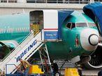 737 MAX en instalaciones de Boeing en Renton (Washington, EE UU).