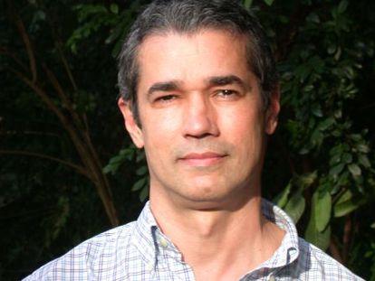 O pesquisador Antônio Almeida.