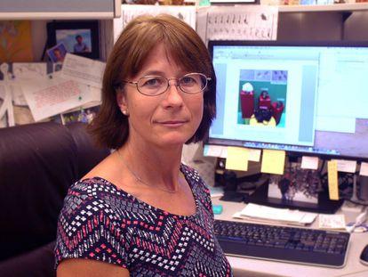 Monika Ward, do Instituto de Investigação em Biogénesis da Universidade de Hawai, em Honolulu, principal autora do estudo.