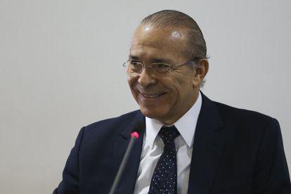 Eliseu Padilha (PMDB), ministro Chefe da Casa Civil