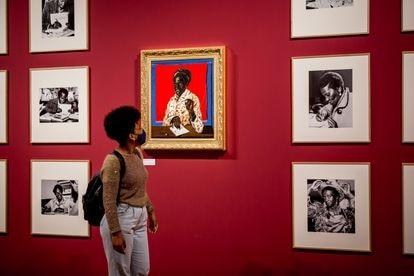 A exposição teve curadoria do antropólogo Hélio Menezes e da historiadora Raquel Barreto.