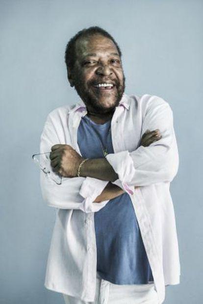 O cantor Martinho da Vila.
