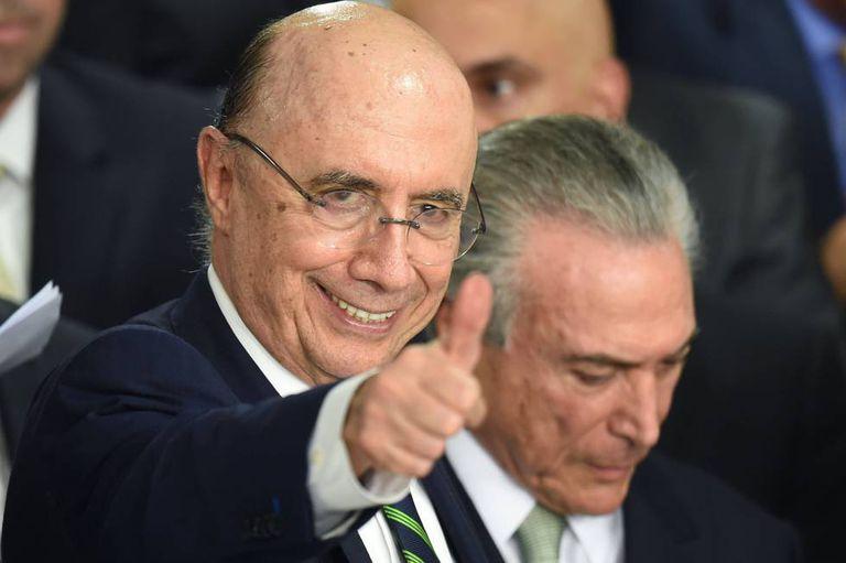 Henrique Meirelles, novo titular da Fazenda.