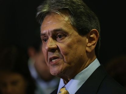 O ex-deputado Roberto Jefferson, em uma imagem de 2017.