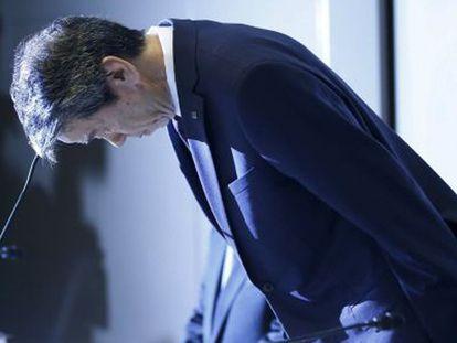 Presidente da Toshiba renuncia após inflar lucros em 1,125 bilhão de euros