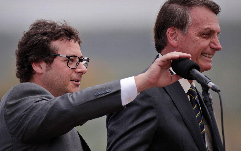 Fabio Wajngarten, secretário de Comunicação do Planalto, protestou contra retirada de anúncio do Banco do Brasil.