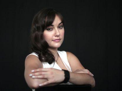 Sasha Grey, em Madri.