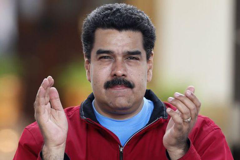 Maduro, após voltar de viagem pela China e Rússia.