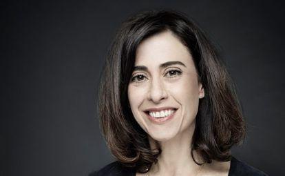 A atriz e escritora Fernanda Torres.