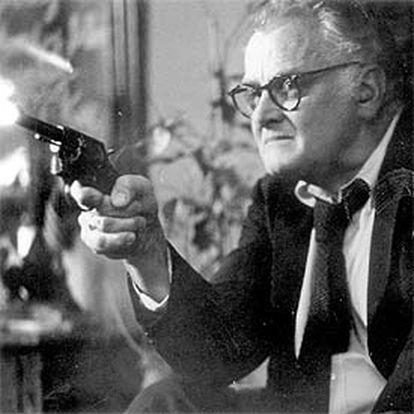 Art Carney em uma cena do filme 'A Última Investigação'.