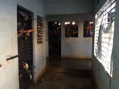 Celas no Ceará, onde jovens só podem sair se receberem visitas