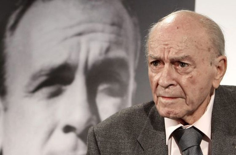 Di Stéfano, em uma imagem de arquivo.