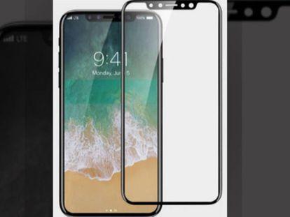 O novo iPhone 8 não terá botões analógicos no frontal da tela.