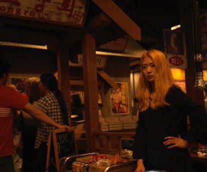 Jongro BBQ, em Koreatown (Nova York).