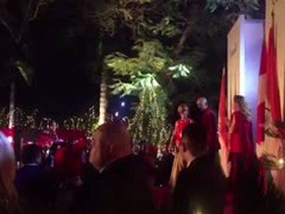 Dança de Trudeau na Índia é alvo de críticas