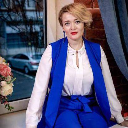 Anastassia Shevchenko é a primeira pessoa na Rússia acusada de colaboração reiterada com uma organização indesejável.