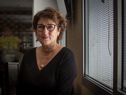 Montserrat Domínguez, responsável pelo projeto de áudio do EL PAÍS.