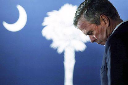 A renúncia de Jeb Bush representou uma derrota para o 'establishment' republicano.