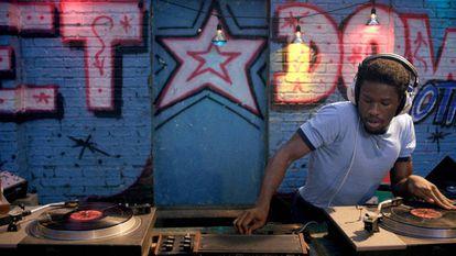 """Imagem da série """"The Get Down"""", da Netflix"""