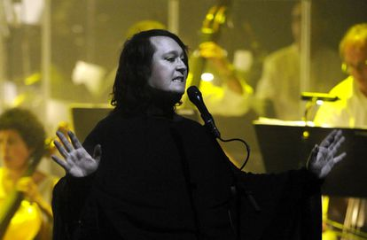 A cantora Anohni