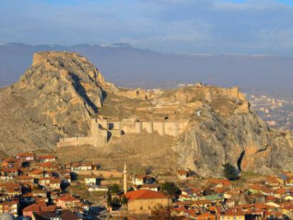 Castelo de Tokat.
