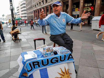 Onde e como assistir a Uruguai x Japão pela Copa América