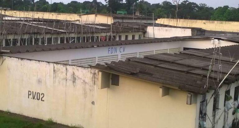 O Compaj, presídio onde teria ocorrido a reunião do secretário com traficantes.