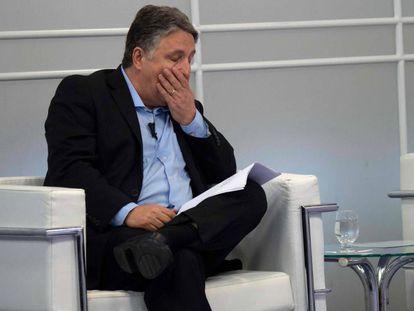 O ex-governador do Rio de Janeiro Anthony Garotinho (PRP)