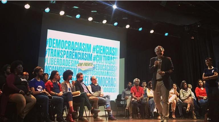 Caetano Scannavino, do Projeto Saúde e Alegria, fala sobre a ação policial de que a organização foi vítima no Pará.