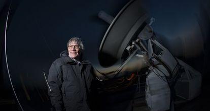 Alan Guth, no Instituto de Tecnologia de Massachusetts.