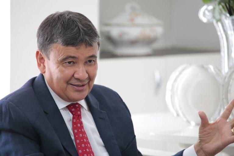 O governador do Piauí Wellington Dias (PT), em entrevista.