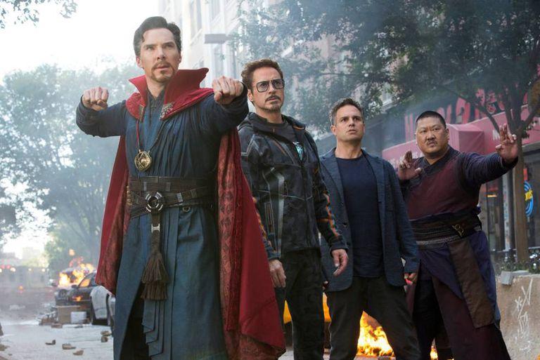 Imagem de 'Os Vingadores: Guerra Infinita'