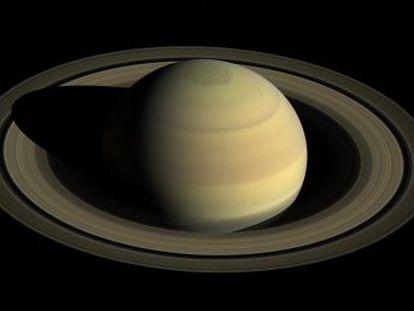Modelo mostra que os anéis de Saturno, Urano e Netuno se formaram com restos de planetas como Plutão