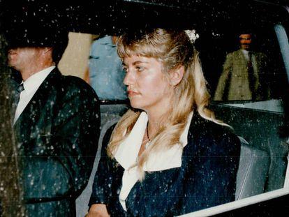 Karla Homolka, em uma imagem de arquivo.
