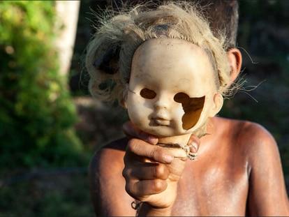 Uma imagem de arquivo feita pelo premiado fotógrafo Lilo Clareto, que morreu em 21 de abril.