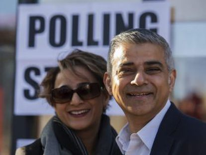 Com mais de 99% dos votos apurados, candidato se torna o primeiro muçulmano a governar uma capital ocidental