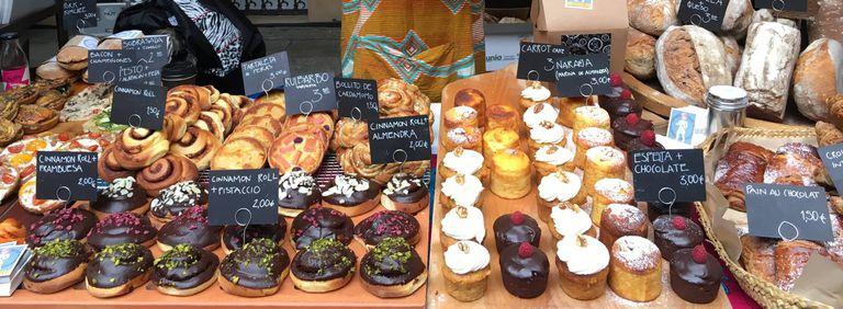 Delicias con gluten –y sin él– de Cloudstreet Bakery